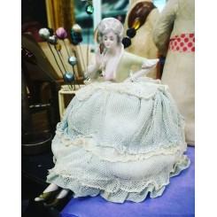 Fransk Half doll (med ben)