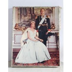 Kongeligt Puslespil [Kong Frederik d.9. og Dronning Ingrid]