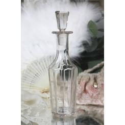 Gl. Parfumeflakon KLART GLAS [H20cm]