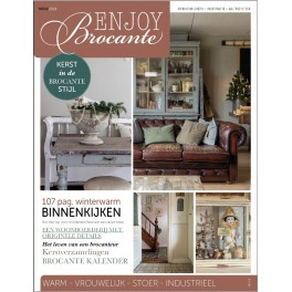 'ENJOY BROCANTE' Magasin No 6-2019 JULENUMMER