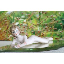 Badepige Baigneuse [H5x15cm] Biscuit