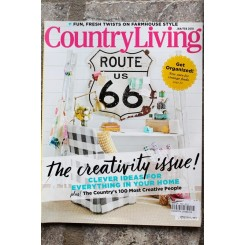 Magasinet Country Living Jan/Feb 2018