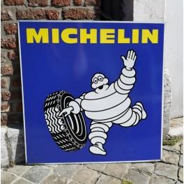 Emaljeskilt MICHELIN [80x80cm]