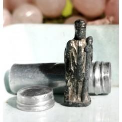Lommealter Lommefigur m. Cylinder Etui HELGEN