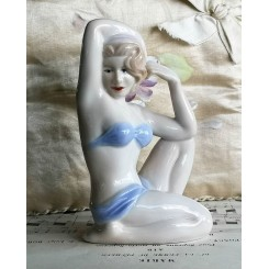 Badepige Baigneuse PINUP [H14cm]