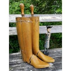 GL. Engelske Støvlelæster