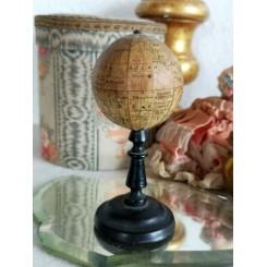 Antik Globus [J.Forest, Paris] H12.5cm