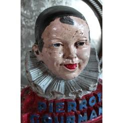 Gammel Pierrot Gourmand [H23.5cm] RØD