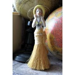Half doll Fnugbørste [H20cm] 1910