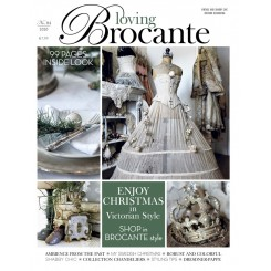 Magasinet 'Loving Brocante', nr.4/2020 JULENUMMER