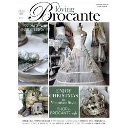 Magasinet 'Loving Brocante', nr.4/2020 JULENUMMER