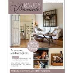 'ENJOY BROCANTE' Magasin No 6-2020 JULEMAGASIN