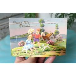 GL Franskt Postkort [3D]