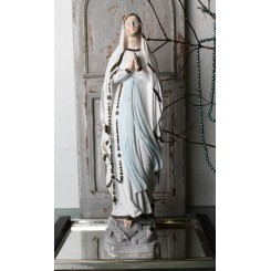 Fransk Madonna LOURDES [42,5cm] *