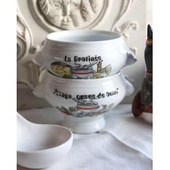 Franske Suppeskåle |Pr. stk