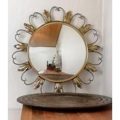 Vintage SOLSPEJL [Miroir Soleil] Ø45cm