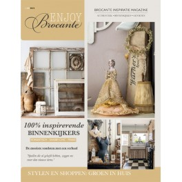 'ENJOY BROCANTE' Magasin No 1-2021