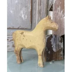 GL. Trælegetøj Hest [12cm] Fængselslegetøj*