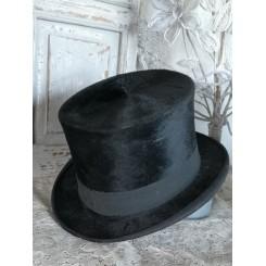 Gl. Sort Høj hat [TOPHAT] W.S.