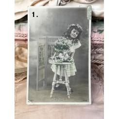 GL Nostalgiske Postkort [1-8] PR. STK