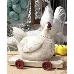 Høne eller Hane på hjul | PR STK