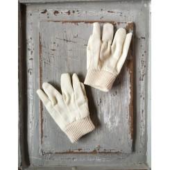 Gamle handsker til dukker