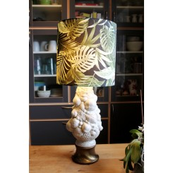 Flot Gammel Lampe Frugtskål Topiary [H-52cm]
