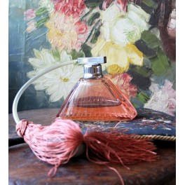 Ar Deco Parfumeflakon ROSA [m Pumpe]