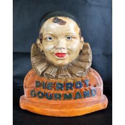 Fransk Pierrot Gourmand H23.5cm] ORANGE
