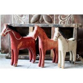 Gammelt Trælegetøj Hest Fængselslegetøj [Pr. stk]
