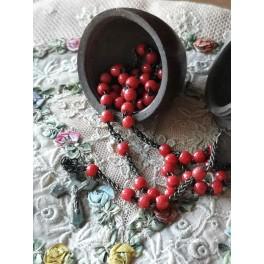 Gammelt Æg + Rosenkrans [59 perler]