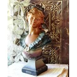 GL. Buste 'Marguerite' [38cm] Frankrig