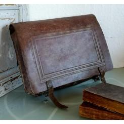 DDR tornyster skoletaske [læder]