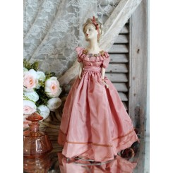 Gl. Half doll Dukke [40cm] Marylin Monroe