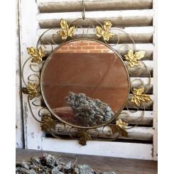 Vintage Fransk Solspejl [Miroir Soleil] Ø47cm