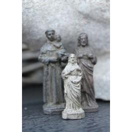 Gl. JESUS [metal] H-4 cm