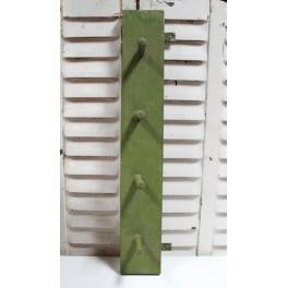 Gl. Grøn Knagerække [65x10 cm]