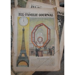 Gl. magasiner Familie Journal ~1920'|ASS.