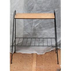 Fransk bord [Træ/Metal]