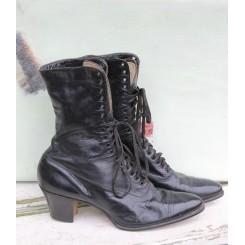 Gl. Vintage Støvler ~1890