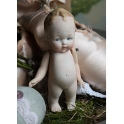 Gl. Porcelænsdukke/Baby ~1900/1910