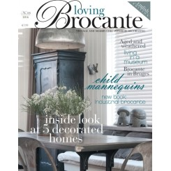Magasinet 'Loving Brocante', nr.3/2016