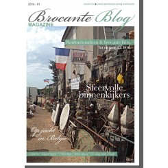 Magasinet BROCANTE BLOG No1