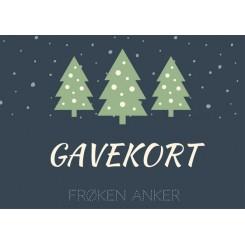 GAVEKORT 300 DKK