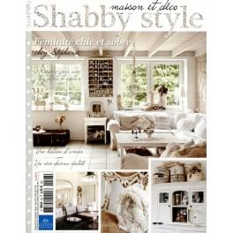 Magasinet Maison et Déco Shabby Style No.1/2017