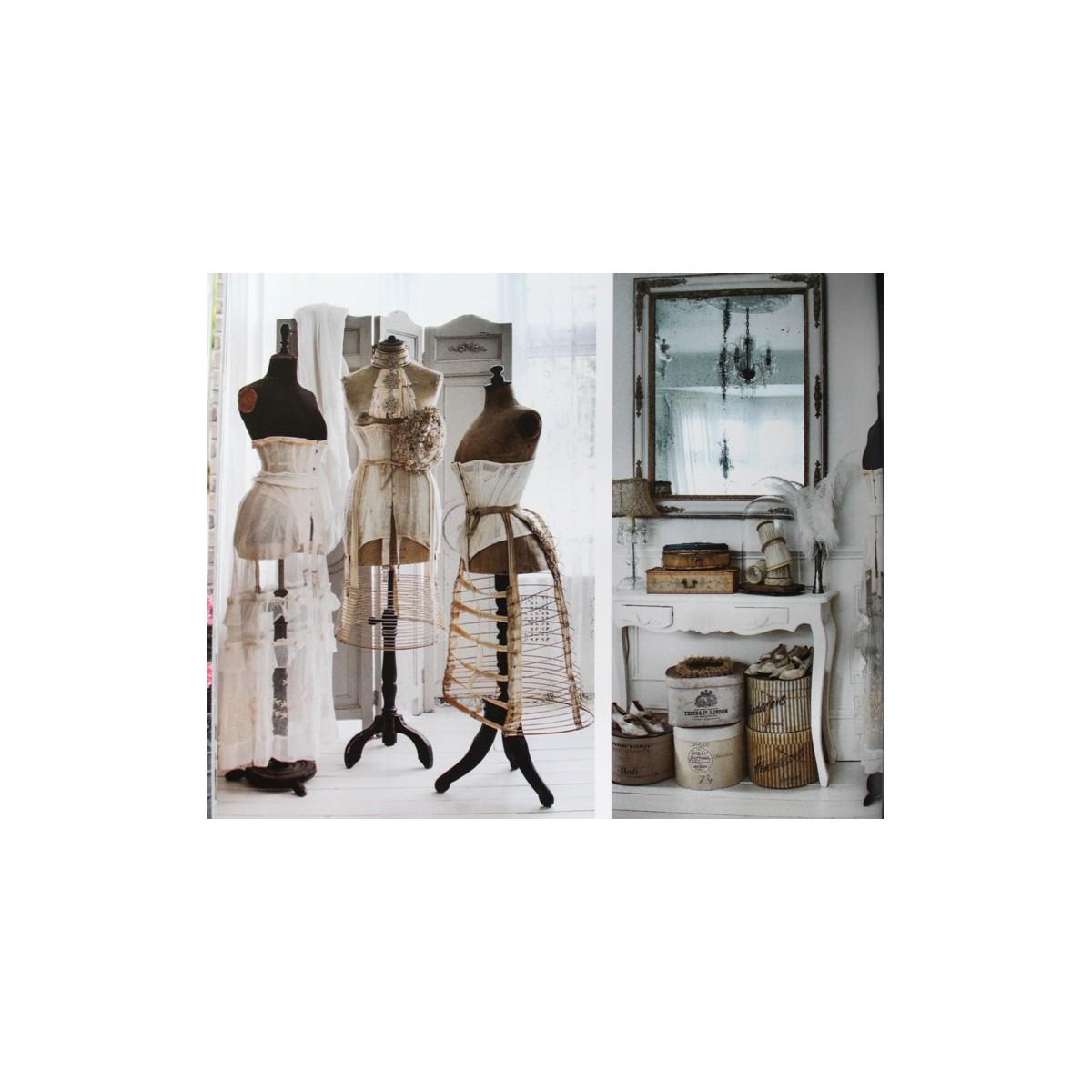 magasinet maison et d co shabby style no 1 2017. Black Bedroom Furniture Sets. Home Design Ideas