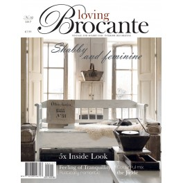 Magasinet 'Loving Brocante', nr.2/2017