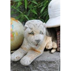 Tiger Plysdyr [Gl. Legetøj]
