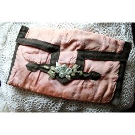 Fransk Lingeri-taske [Rosa]