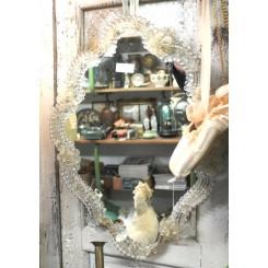 Gl. Venetiansk Spejl [52x40cm]